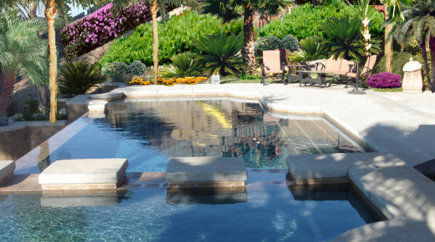 Swimming pool spa photo examples 800 766 5259 for Pool design roseville ca