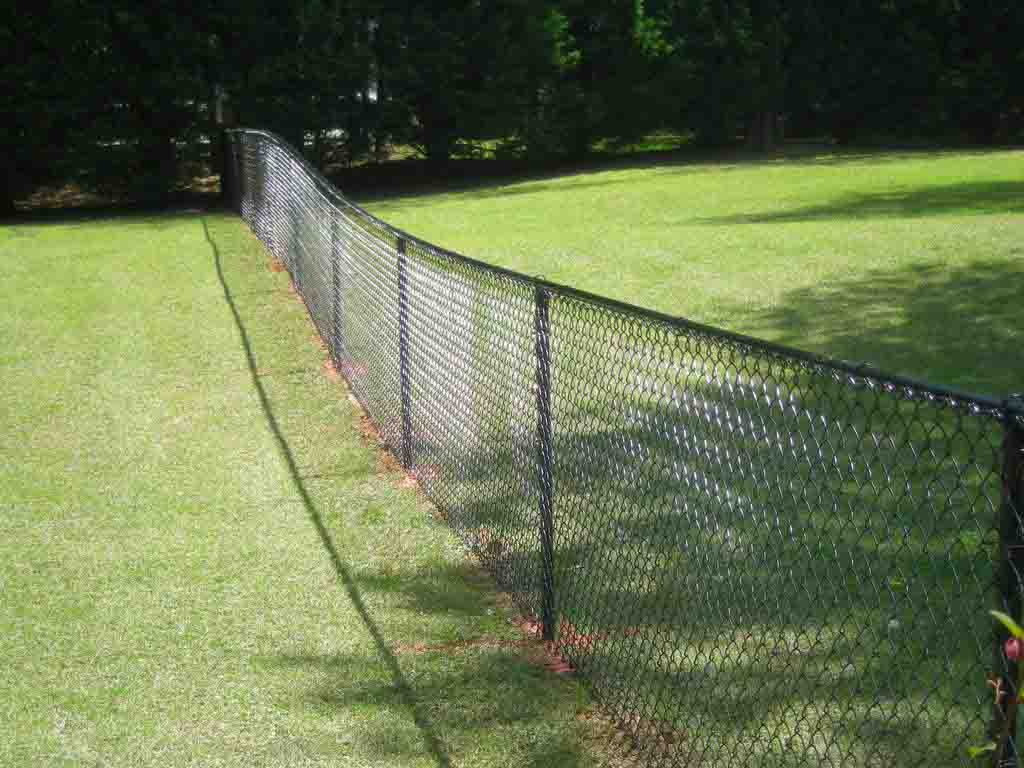 Basic Chain Link Fence