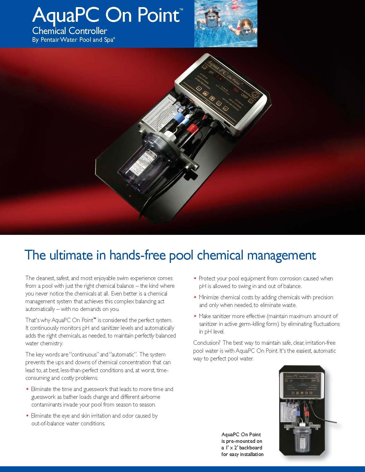 jandy e pump controller manual