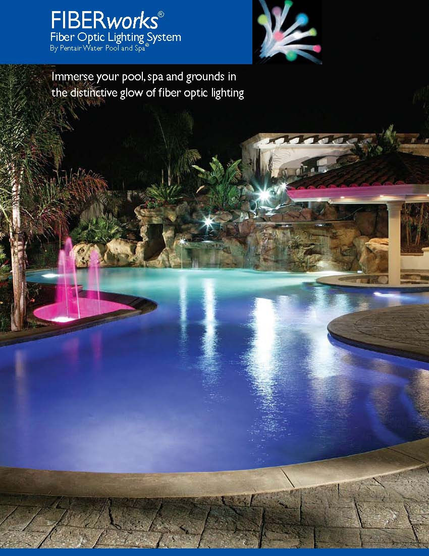 swimming pool lighting options. Click Here For Energy Efficiency Fiber Optic Lighting Pg-1 Swimming Pool Options