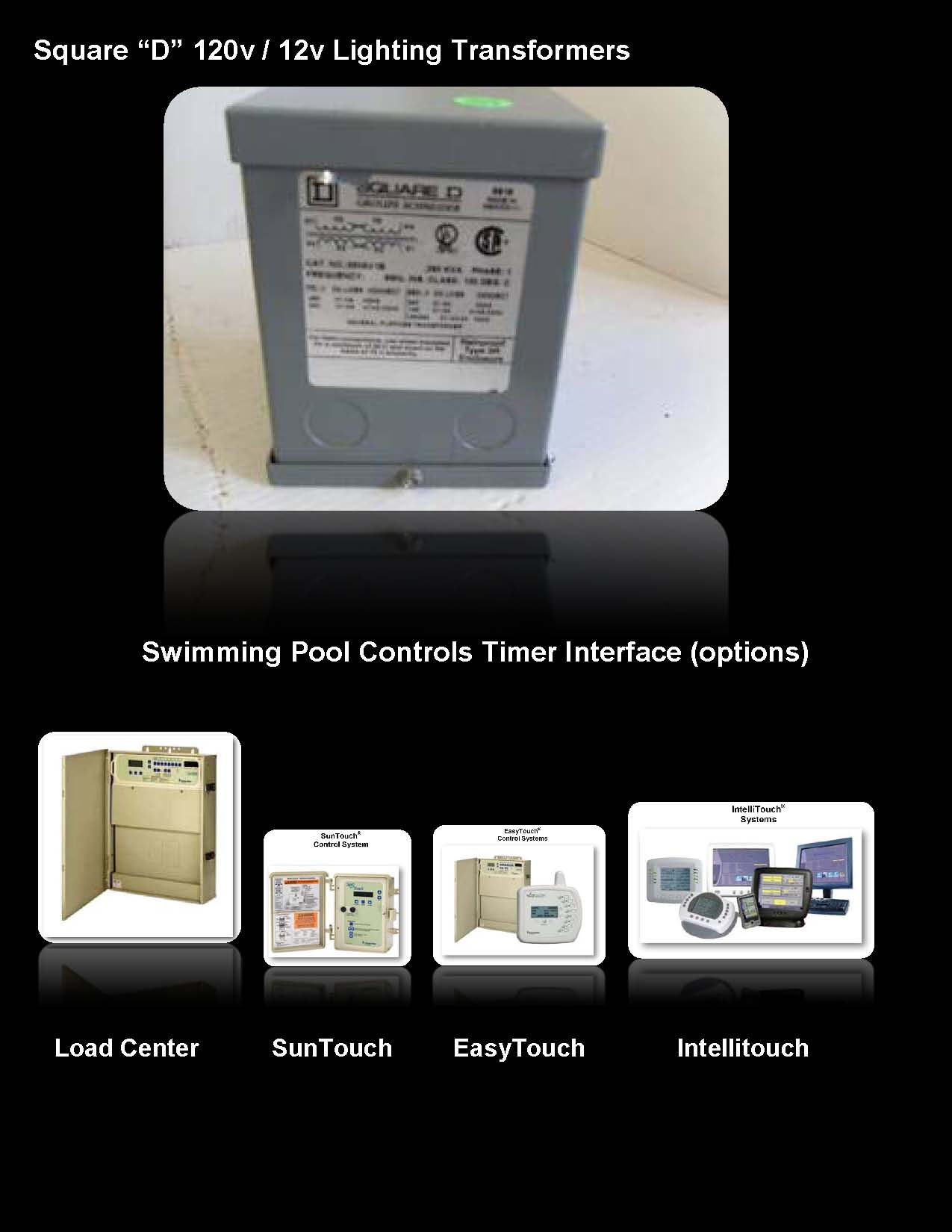 Transformers and Control Timers
