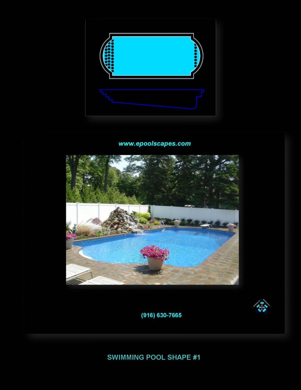 Pool Shape #1