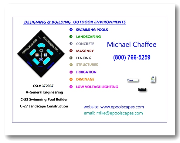 Swimming pool concrete contractor 800 766 5259 click here for business card colourmoves Choice Image