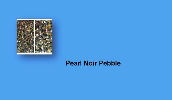 Pearl Noir Pebble