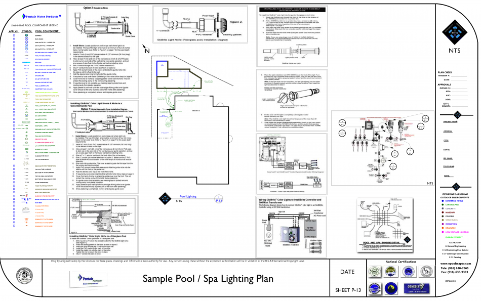 Swimming pool plans for Plan for swimming pool