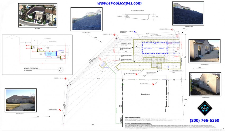Sample Pool & Grading Plan #4