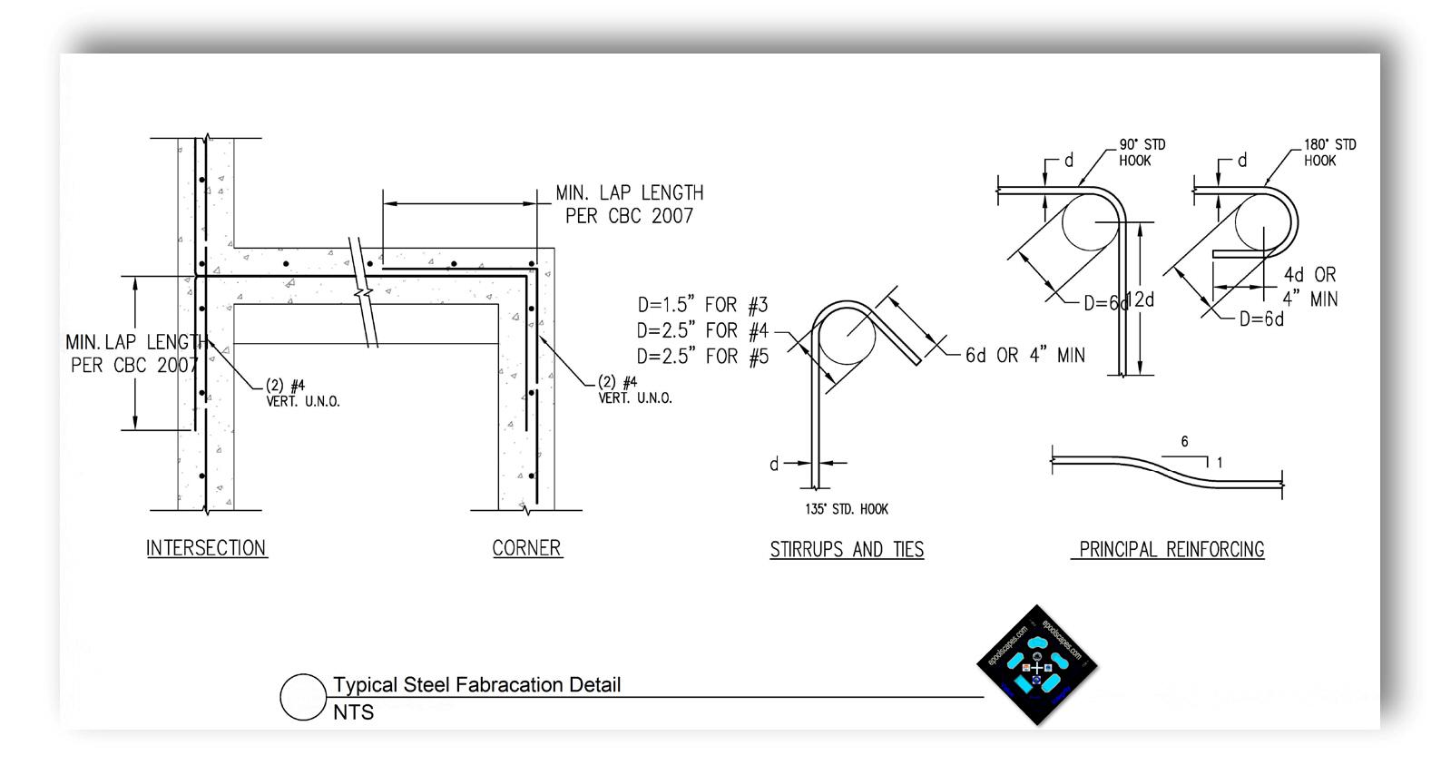 Steel Reinforcement Erection
