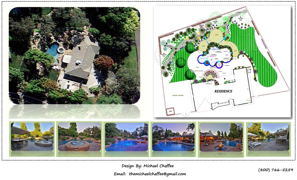 Landscape design architecture aquatic mechanical for Pool design and engineering