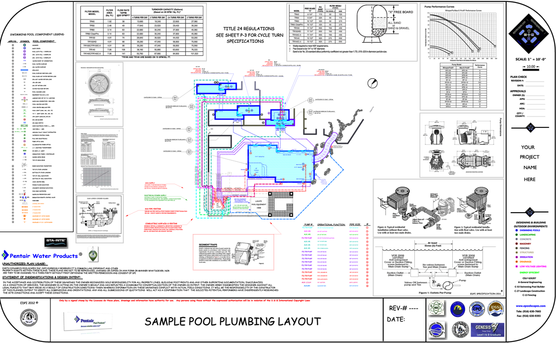Swimming Pool Plumbing Design - Home & Furniture Design ...
