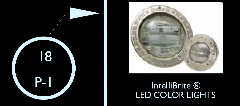 IntelliBrite LED Light