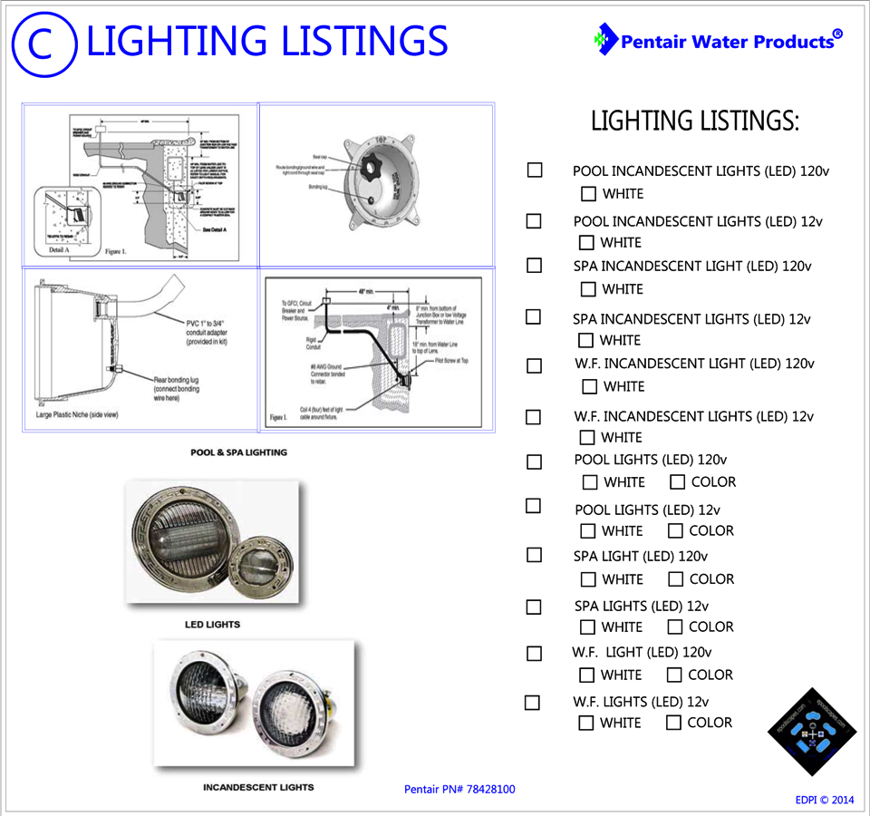 Low Voltage LED Color lighting