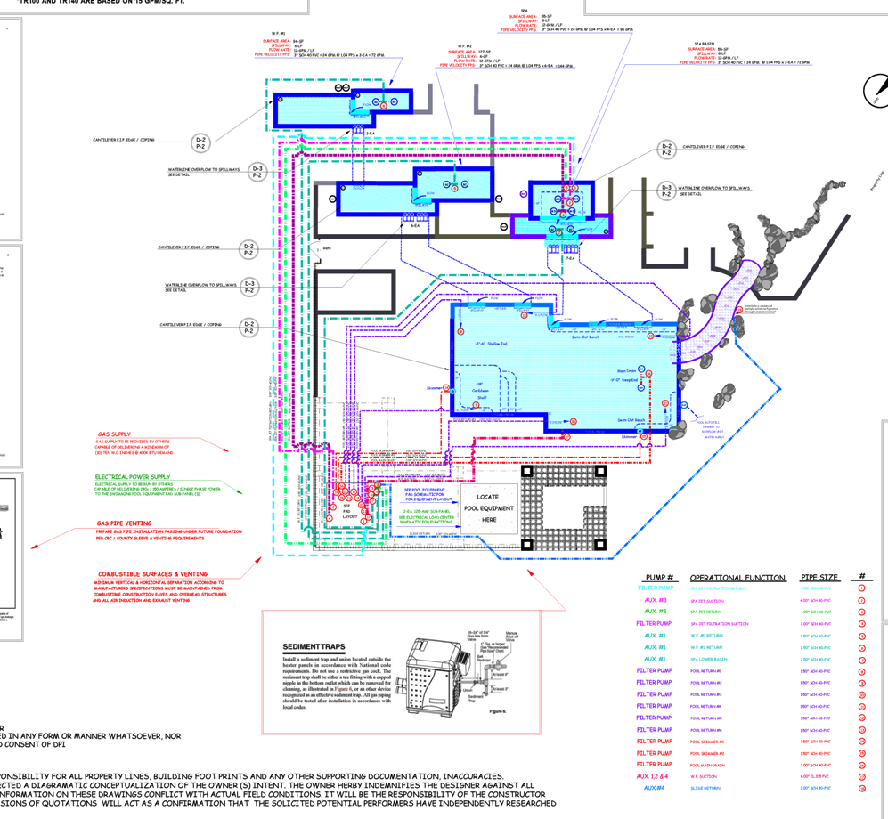 Wiring Diagram For Inground Pool Will Be A Thing Light Electrical And Code Diagrams