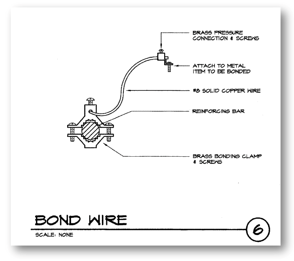 DETAIL-BONDING WIRE
