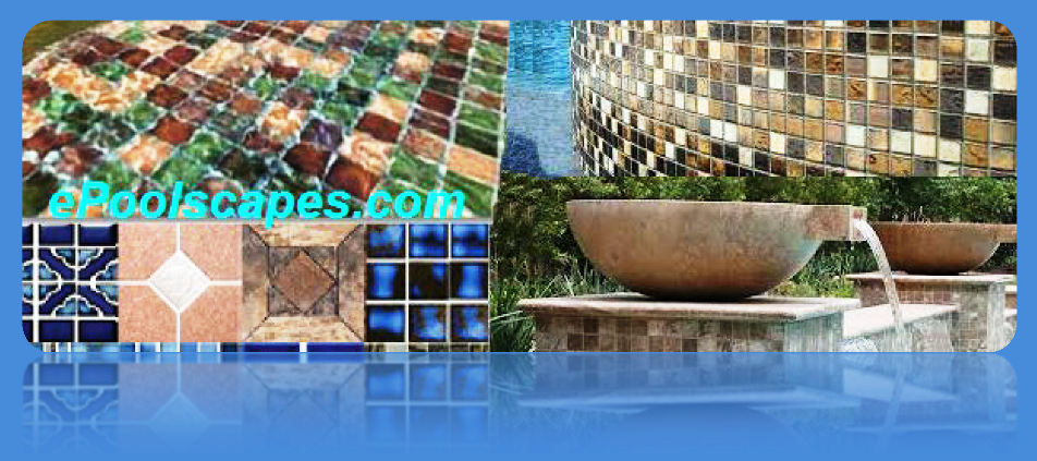Swimming Pool Tile Selections...