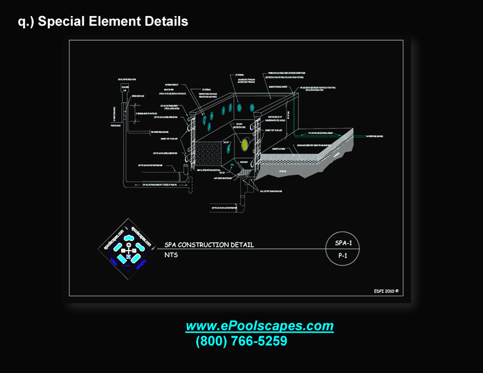 1-q Special Elements Details