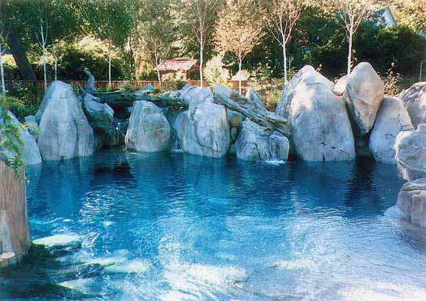 Glacier-Granite