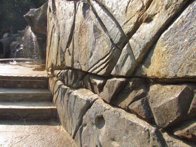 Random-Groved-Granite