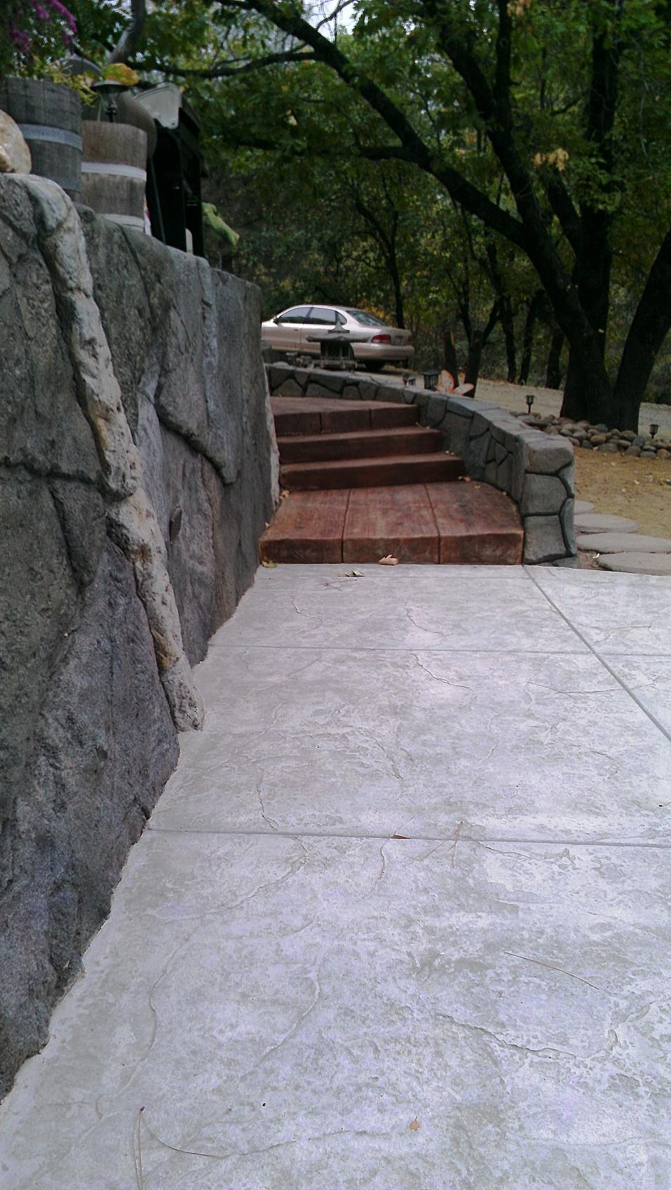 Walled-Granite