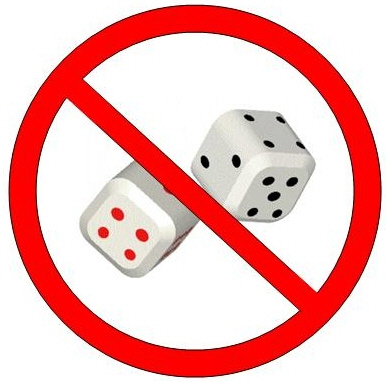 Don't Gamble, Buy Insurance