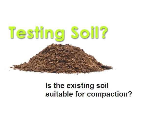 Soils Investigation...